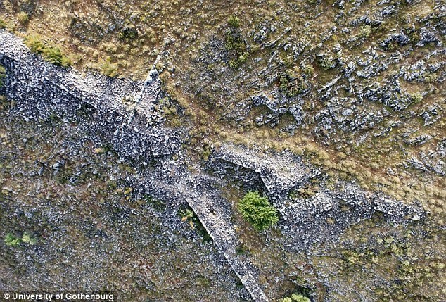 lost city in greece discovered under a hill