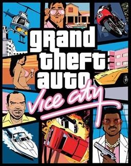 Cartoon - gRand theFt auto Ice ca