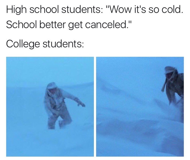 highschool,snow,college,image