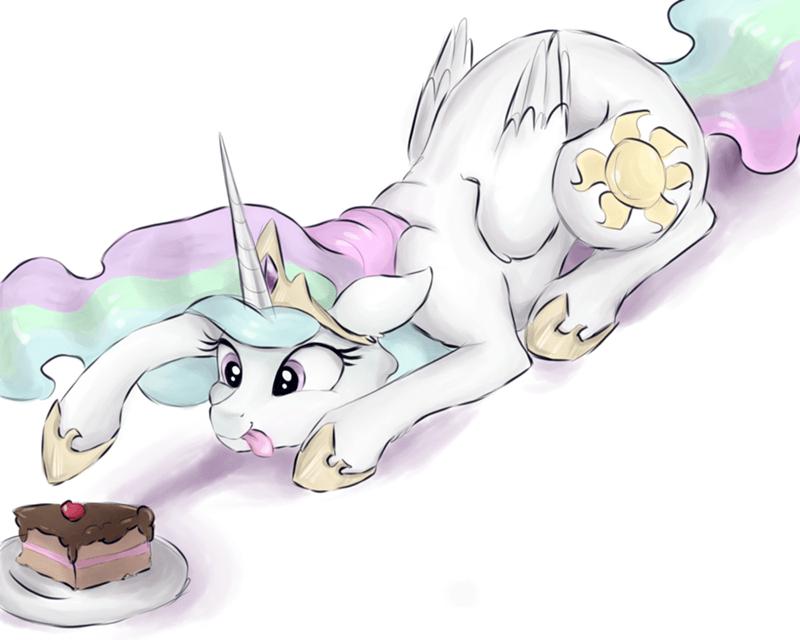 cake princess celestia - 8995901952