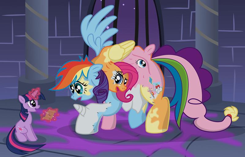 applejack twilight sparkle pinkie pie rarity fluttershy rainbow dash - 8996011520