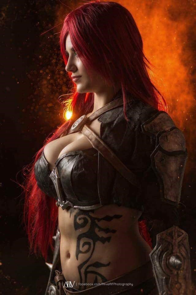 seviria-as-katarina