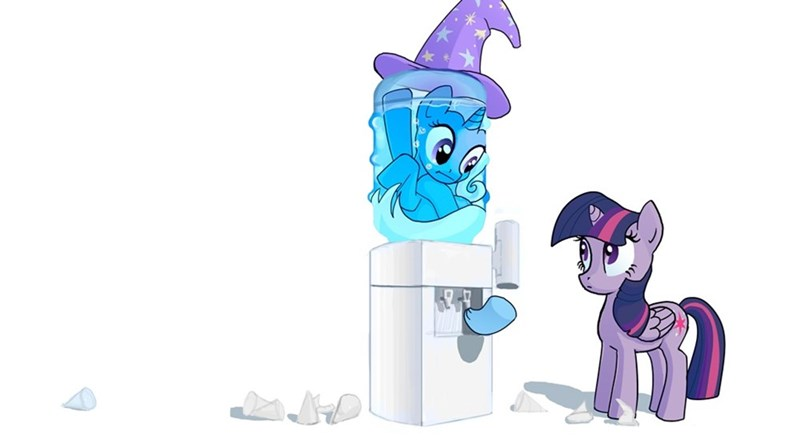the great and powerful trixie twilight sparkle wat - 8996086784