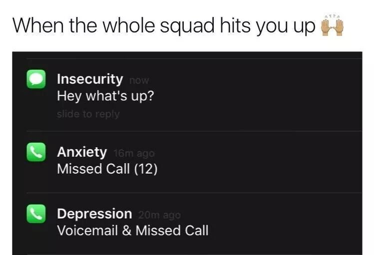 squad,anxiety,image