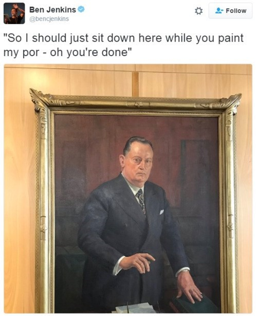 painting funny image - 8996514304