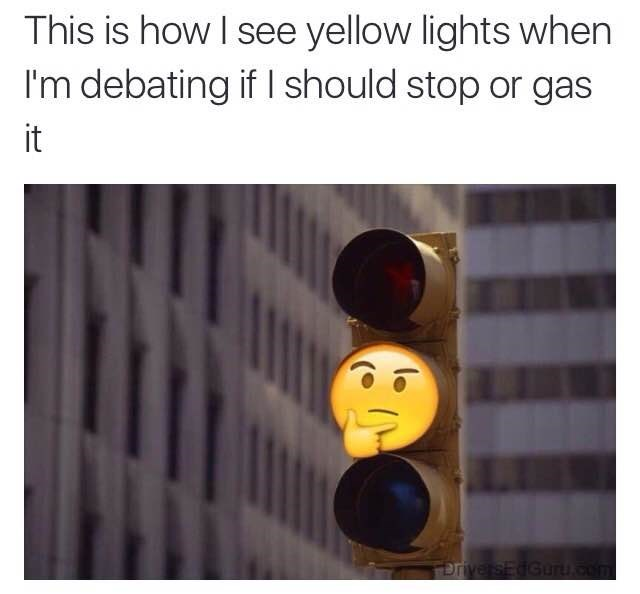 caution traffic light image - 8996526336