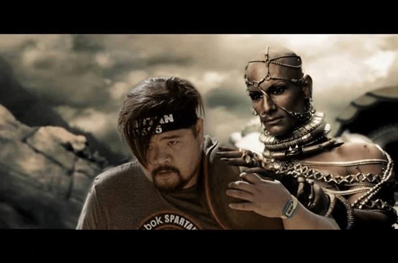Movie - SPARTA bok