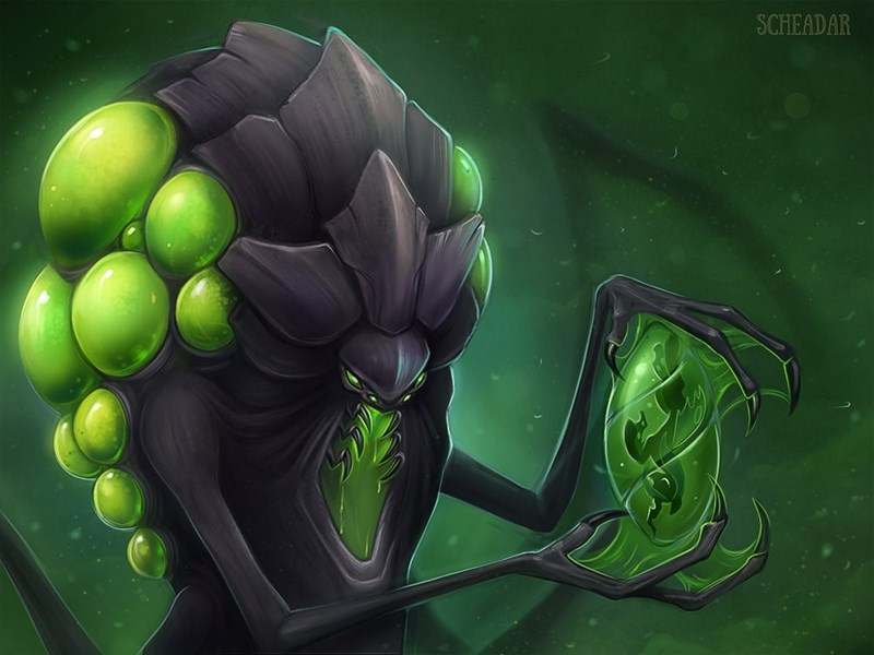 starcraft chrysalis changelings - 8996665856