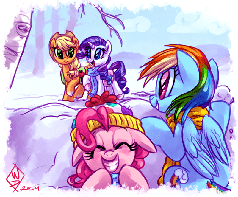 applejack,pinkie pie,rarity,rainbow dash