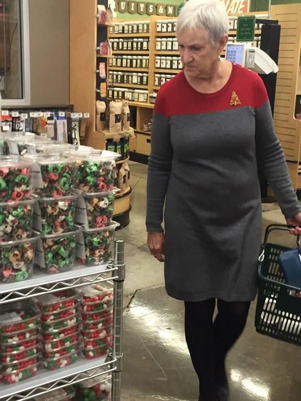 starfleet Star Trek christmas - 8996943872