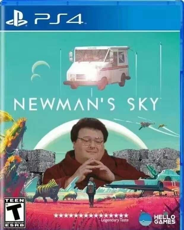 no man's sky seinfeld image - 8996994304