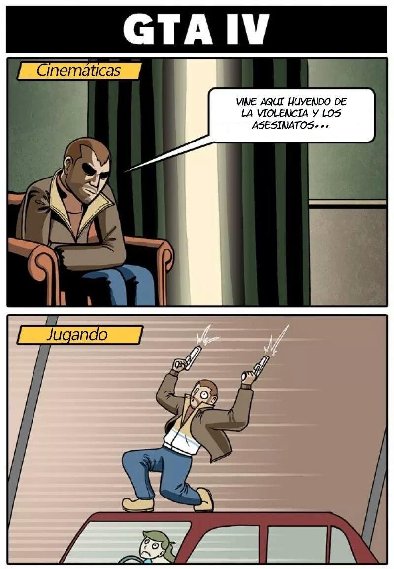 bromas viñetas videojuegos medios - 8997019392