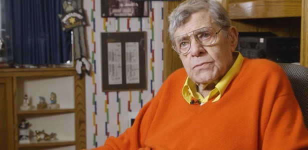 jerry lewis gives awkward interview to the hollywood reporter