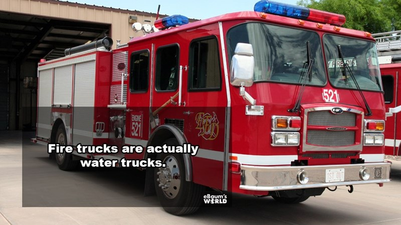 Land vehicle - FRE DI 521 G-ar ENGINE C1TD 52 4tcneuren Fire trucks are actually water trucks 1ST OUT eBaum's WERLD B
