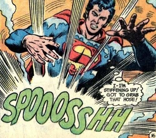 Comics - I-IM STIFFENING UP! GOT TO GRAB THAT HOSE! 16