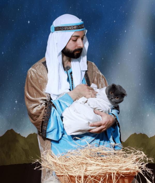Nativity scene - నలది