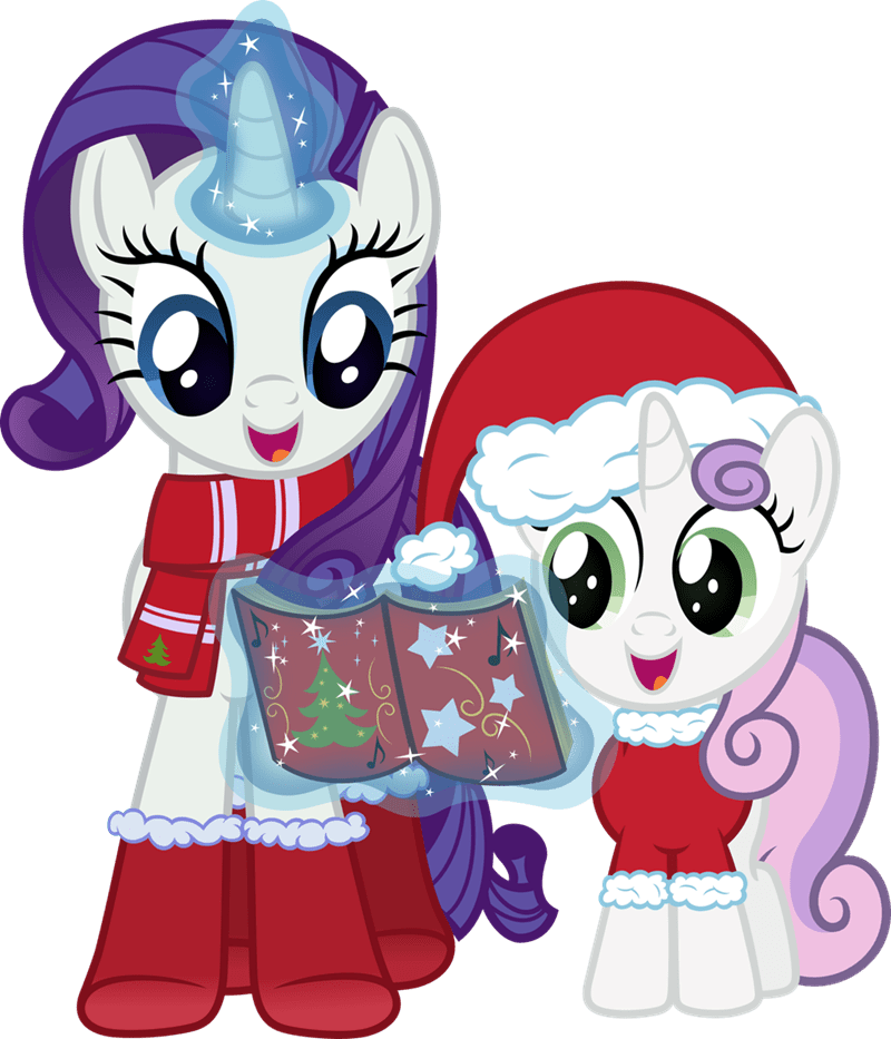 christmas,hearths-warming-eve,Sweetie Belle,rarity,Christmas Carols