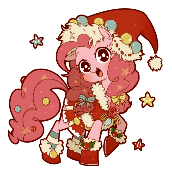 christmas hearths-warming-eve pinkie pie - 8997881088