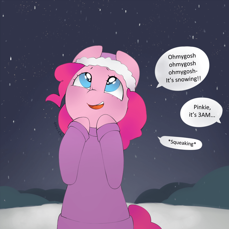 christmas hearths-warming-eve pinkie pie - 8997984768