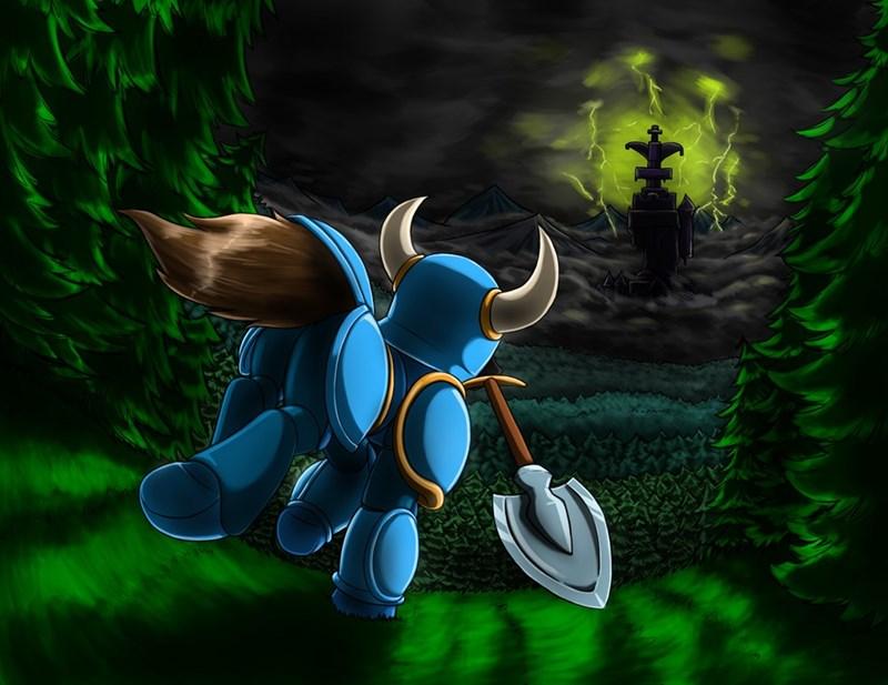 shovel knight ponify - 8998377728