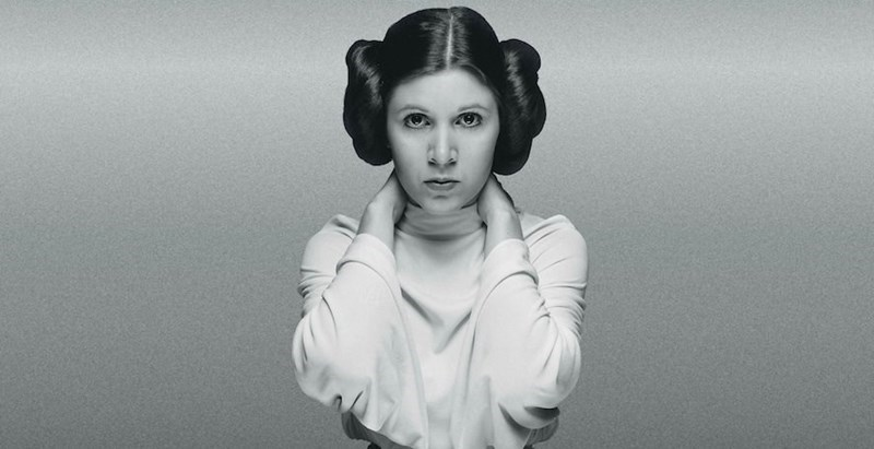 star wars carrie fisher - 8998415616