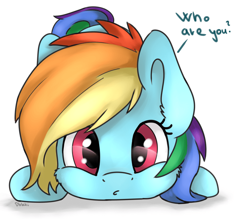fourth wall breaking the fourth wall rainbow dash - 8998476800