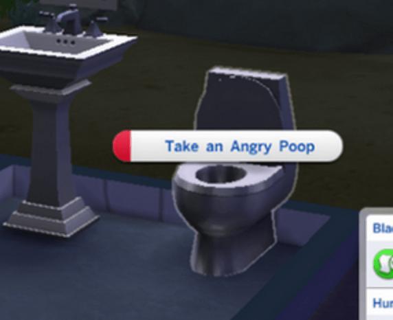 Product - Take an Angry Poop Bla Hu