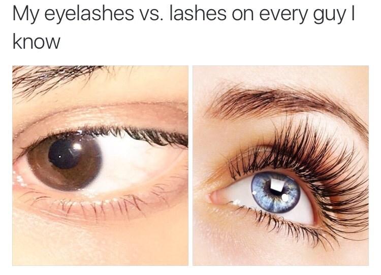 Memes,eyelashes,image