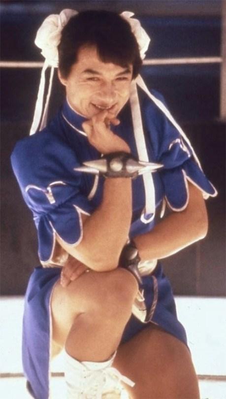 chun li Street fighter Jackie Chan - 8999118080