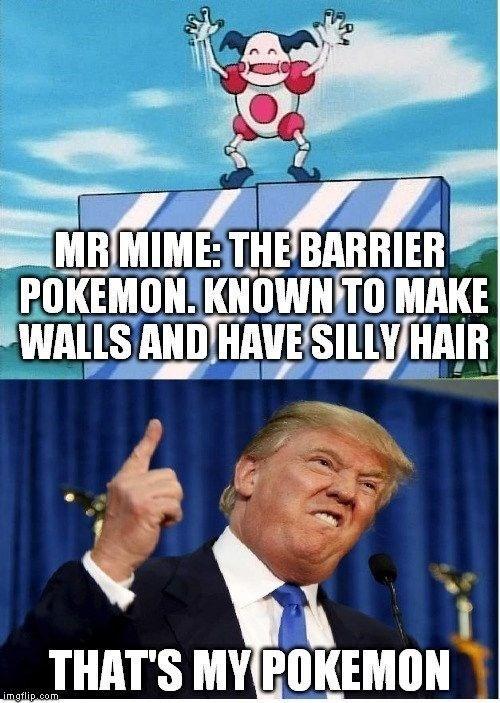 Pokémon donald trump - 8999127552