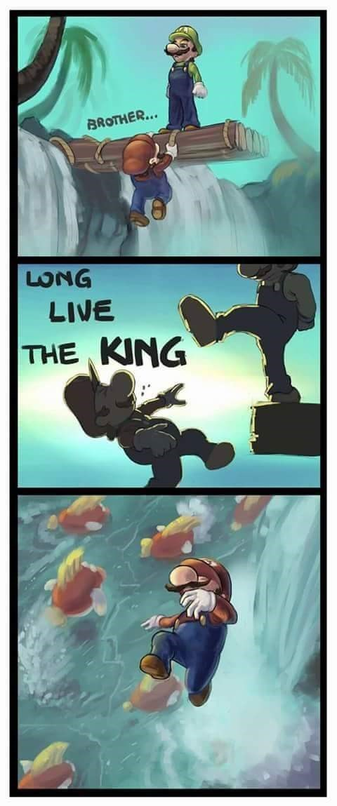 the lion king Super Mario bros mario