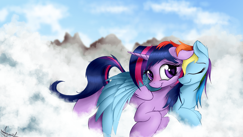 shipping twilight sparkle rainbow dash - 8999347712