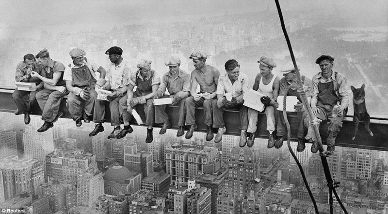Blue-collar worker - Reuters