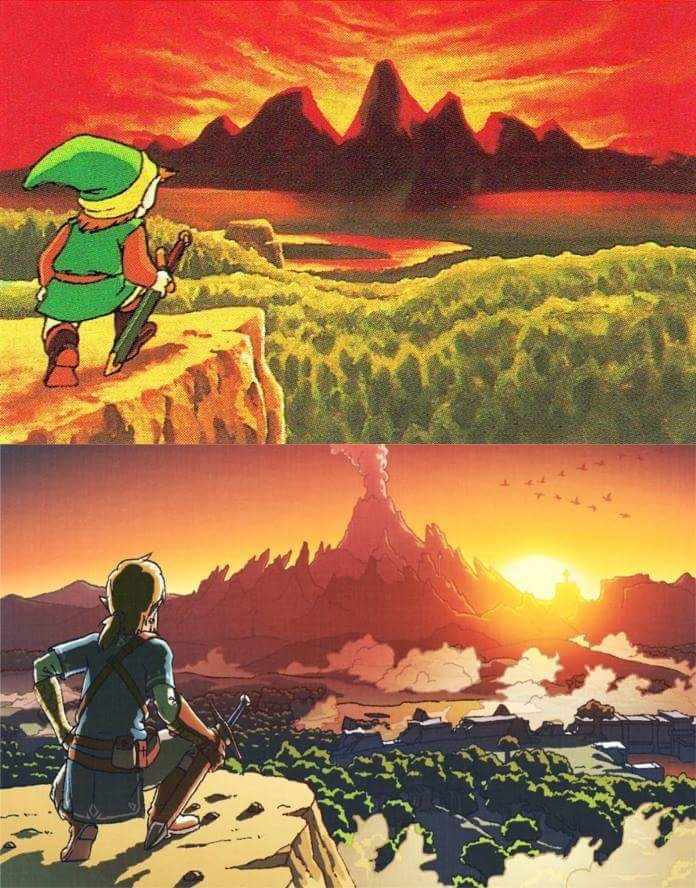 legend of zelda - 8999793664