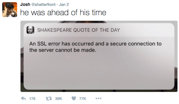 technology shakespeare quote