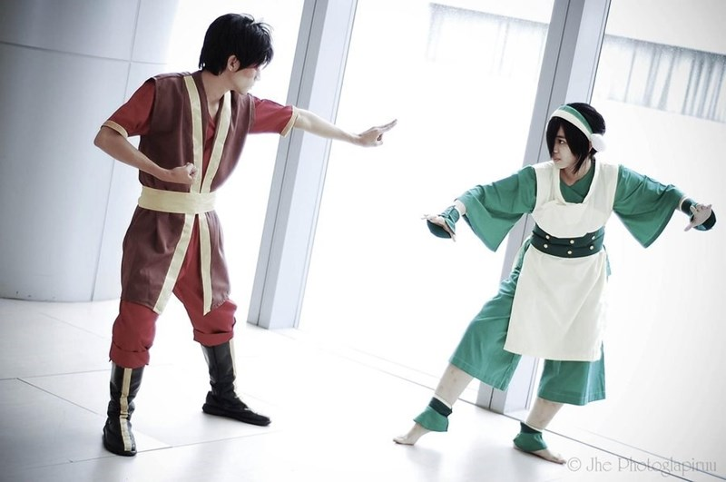 Costume - O Jhe Photogtapiu