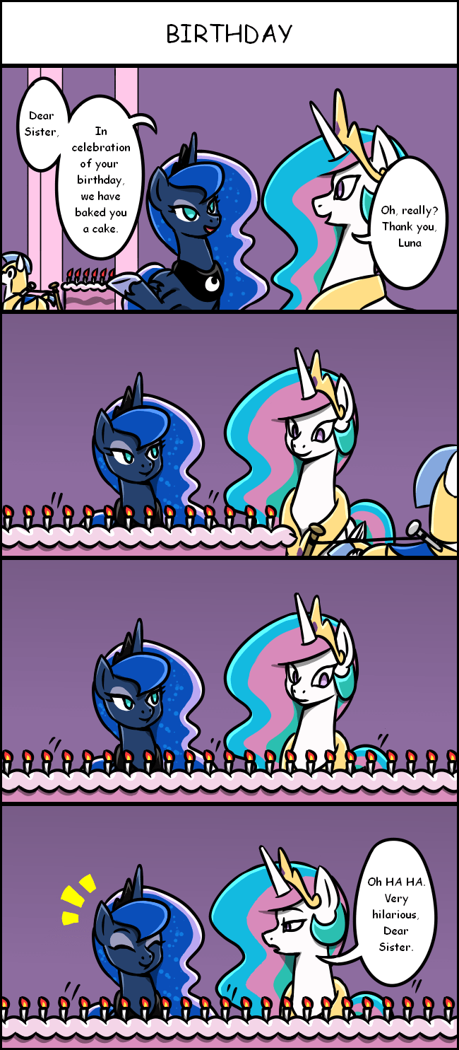 princess luna comic princess celestia - 9000678912