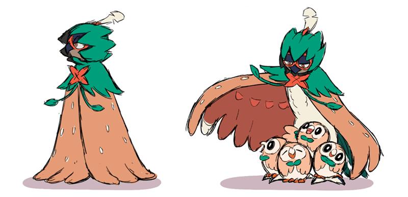 rowlet Pokémon - 9000878080
