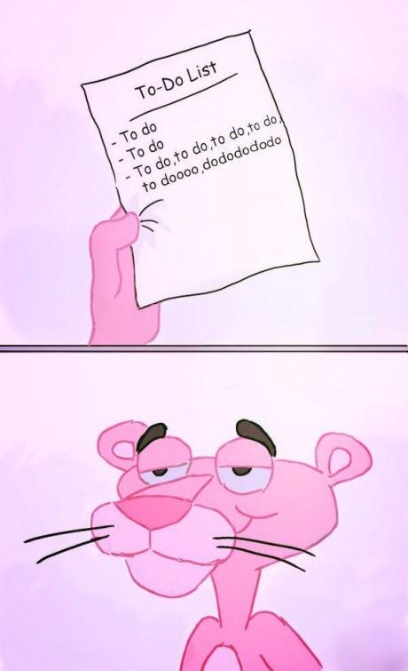 Memes pink panther - 9000878848