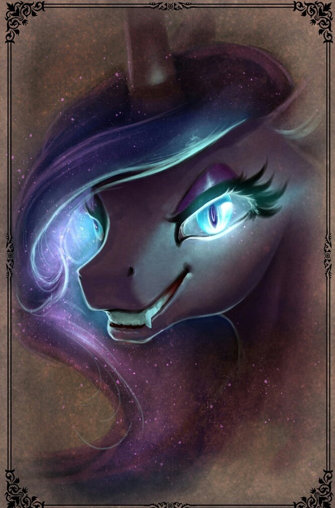 nightmare moon princess luna - 9000903680