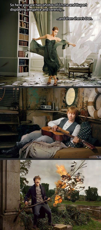 Harry Potter Daniel Radcliffe - 9001595904