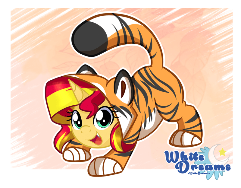 costume,sunset shimmer