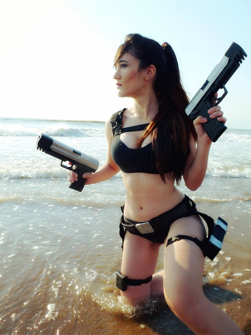 lara croft cosplay - 9002915840