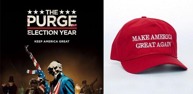 trump steal purge slogan keep america great