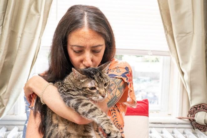 aging cat burglar nanny rescue