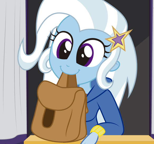 the great and powerful trixie equestria girls to where and back again - 9003904512