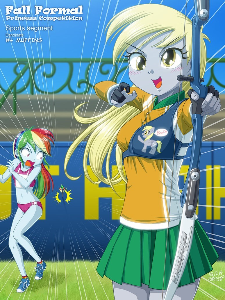 equestria girls derpy hooves rainbow dash friendship games - 9004013056