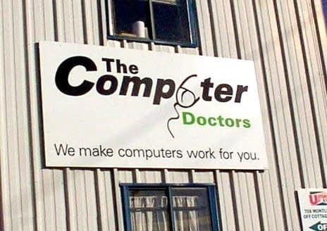 Property - Compoter The Doctors We make computers work for you U MONTLE OF