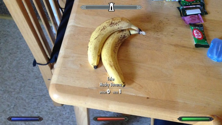 Banana - Tuke Mushy Bandn WEGH