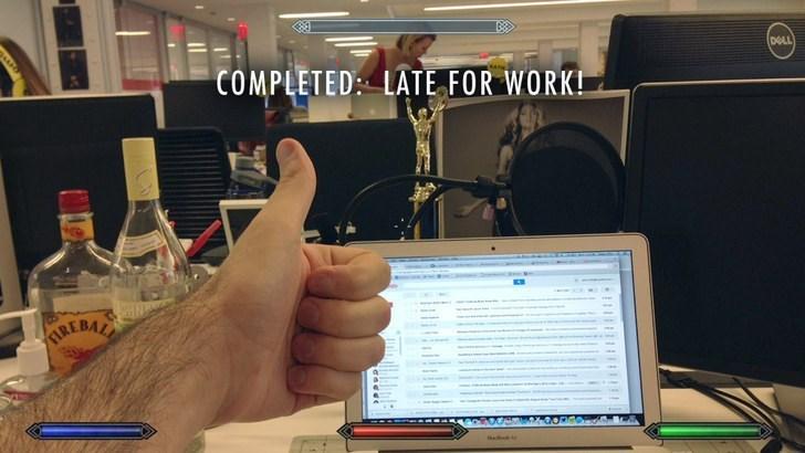 Hand - DOLL COMPLETED: LATE FOR WORK! KIREBAL Mac Hadatla